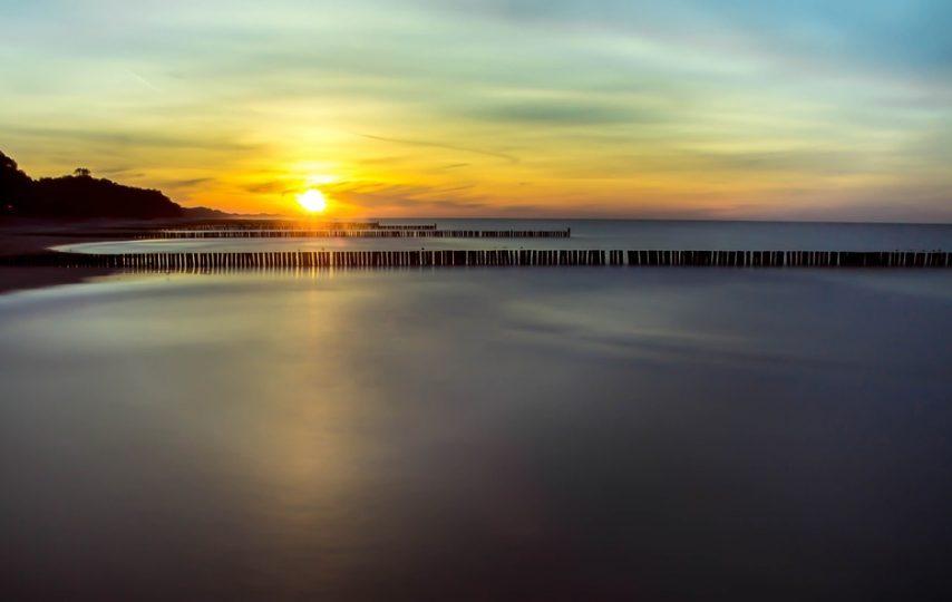 Najpiękniejsze plaże nad Bałtykiem