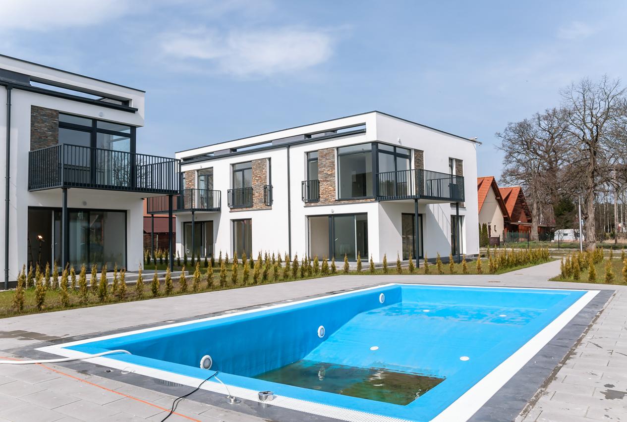 Apartamenty nad morzem - Łukęcin