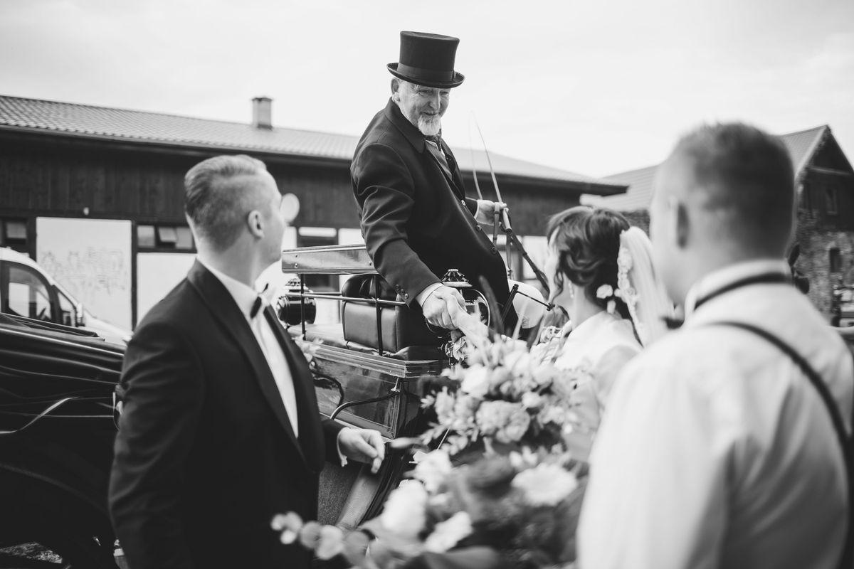 ślub spełnieniem marzeń