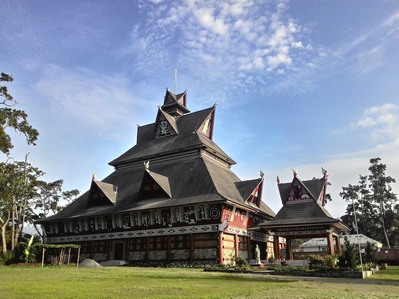 atrakcje na wyspie Sumatra